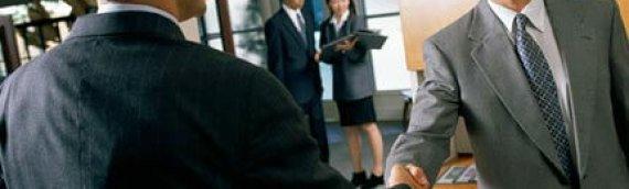 Job Interview Etiquette: Make A Good First Impression
