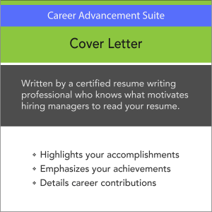 Vertical Media Solutions VMS Career Advancement Suite Cover Letter
