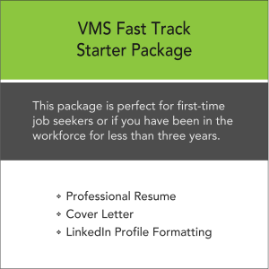 Vertical Media Solutions VMS Fast Track Starter Resume Package